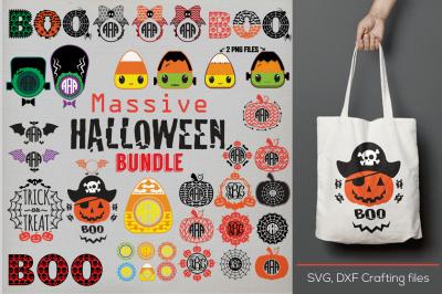 Halloween Bundle Halloween Pumpkins monogram frames svg, cricut pumpkin svg,haloween svg, Designs Svg cutting file, Cricut Design Space,Digital Cut Files