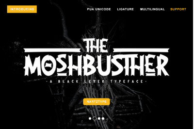 The Moshbusther