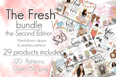 The Fresh Bundle second Edition SALE