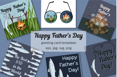 Father's Day greeting cards
