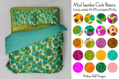 Mod Seamless Circle Patterns