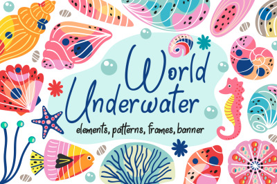 underwater world collection