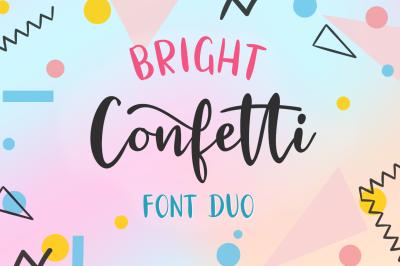 Bright Confetti