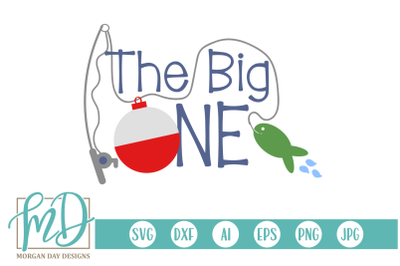 The Big One SVG