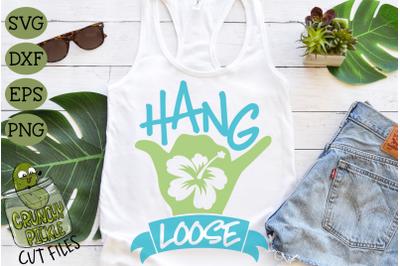 Hang Loose Shaka SVG