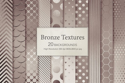 Bronze Textures