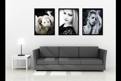 Wall art Mockup v5