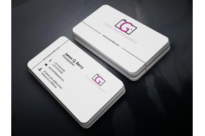 Minimal Business Card Bundle