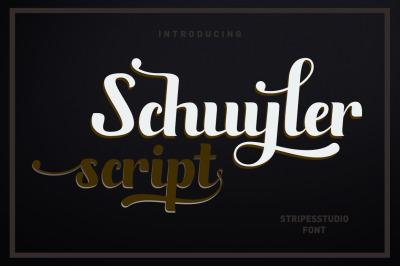 Schuyler Script