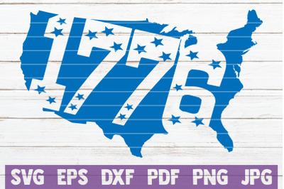 1776 SVG Cut File