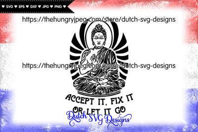 Text cutting file with buddha, buddha vector, buddha svg, boeddha svg