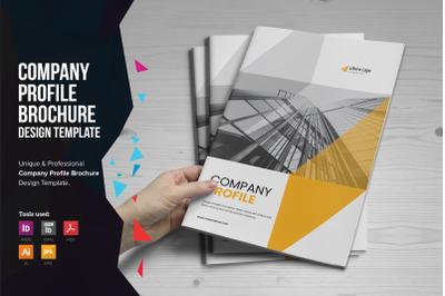 Company Profile Brochure v7