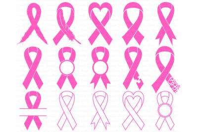 Awareness Ribbon SVG, Ribbon Cancer SVG