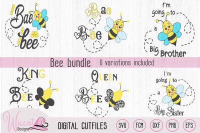 Bee bundle svg, Bumblebee svg, baby boy, Baby girl svg, pregnant svg,