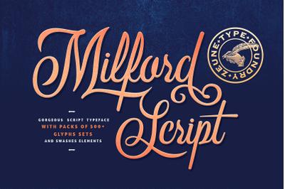 Milford Script