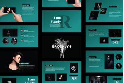 Brooklyn - Keynote