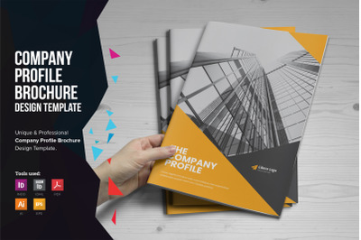 Company Profile Brochure v8
