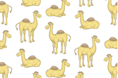 Set of Camels and Pattern