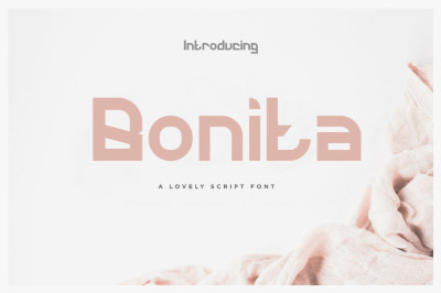 Bonita Font