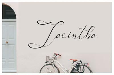 Jacintha Font