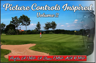 Picture Controls Inspired Vol. 2 profiles LR ACR