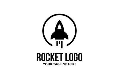 Rocket Logo Template