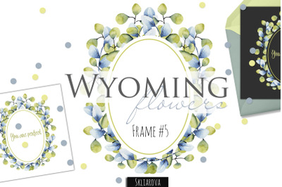 Wyoming flowers. Frame #5