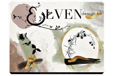 Elven - Botanical Design Bundle
