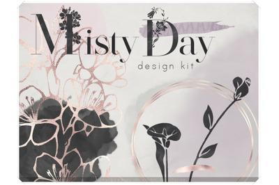 Misty Day Design Bundle