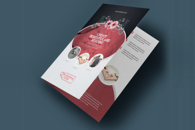 Wedding and Events Bifold Brochure