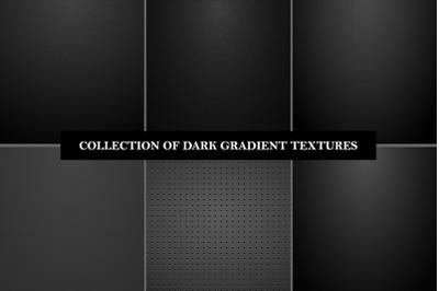 Dark carbon metallic textures