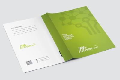 Corporate Presentation Folder.