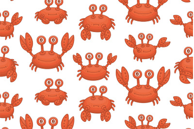 Set of Crabs and Pattern