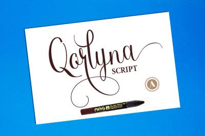 Qorlyna Script