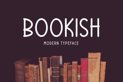 Bookish Typeface