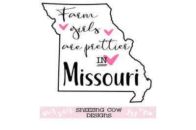 Farm girls are prettier in Missouri