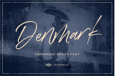 Denmark Font