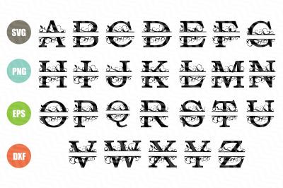 Monogram Font SVG