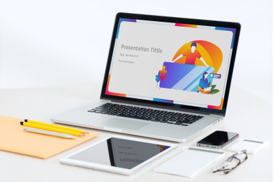Start UP Culture PowerPoint Template