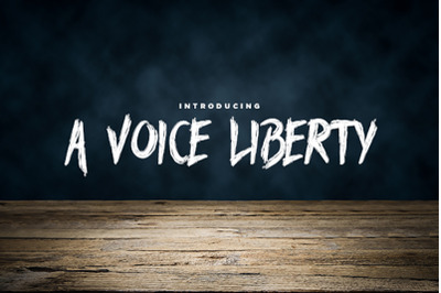 A Voice Liberty