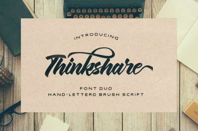Thinkshare Font Duo