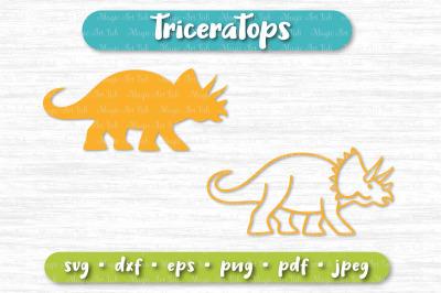 Dinosaur svg, Triceratops svg, Cute dino svg, Dinosaur party svg