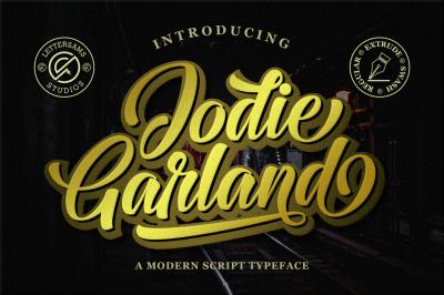 Jodie Garland Script