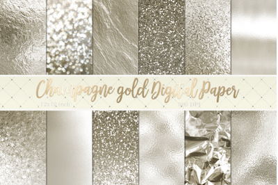 Champagne gold backgrounds