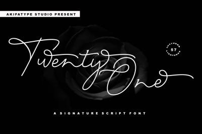 Twenty One Script
