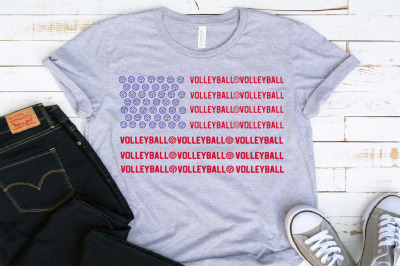 Volleyball American Flag 4th of July merica united states 1412s