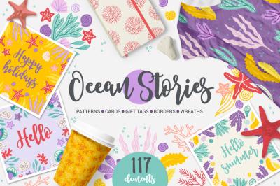 Ocean Stories Kit