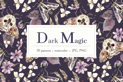 Dark Magic Pattern set