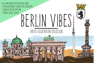 Berlin Vibes -  Sketches Collection