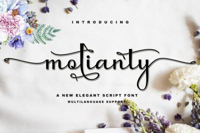 molianty Script